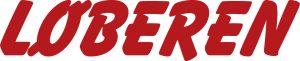 Løberen logo rood