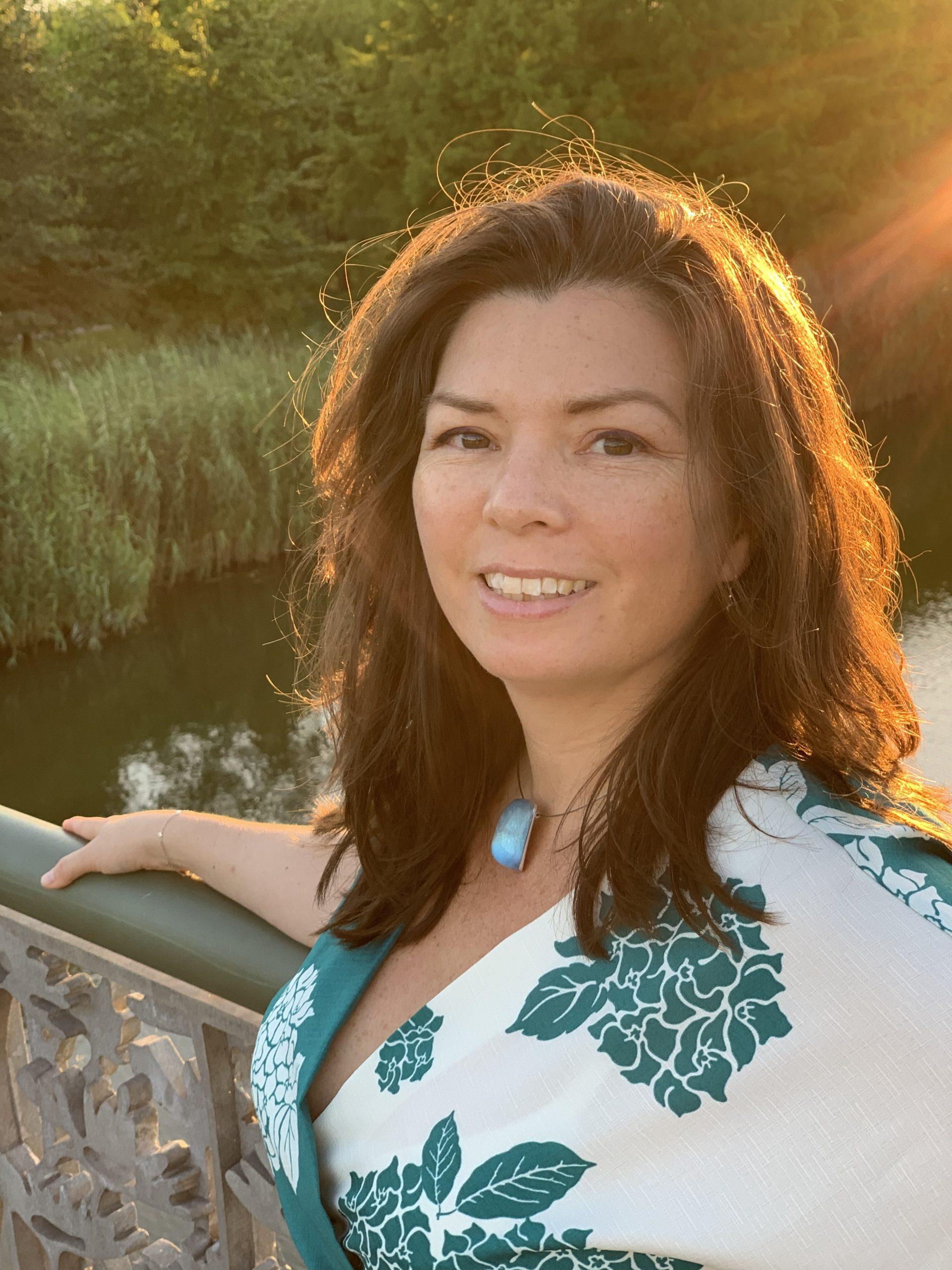 Intuïtief psycholoog Katja Dechering