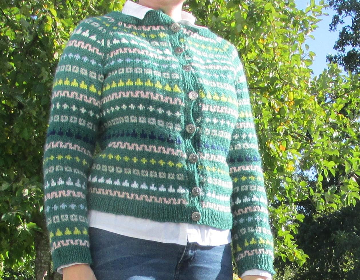sweater Hjemover