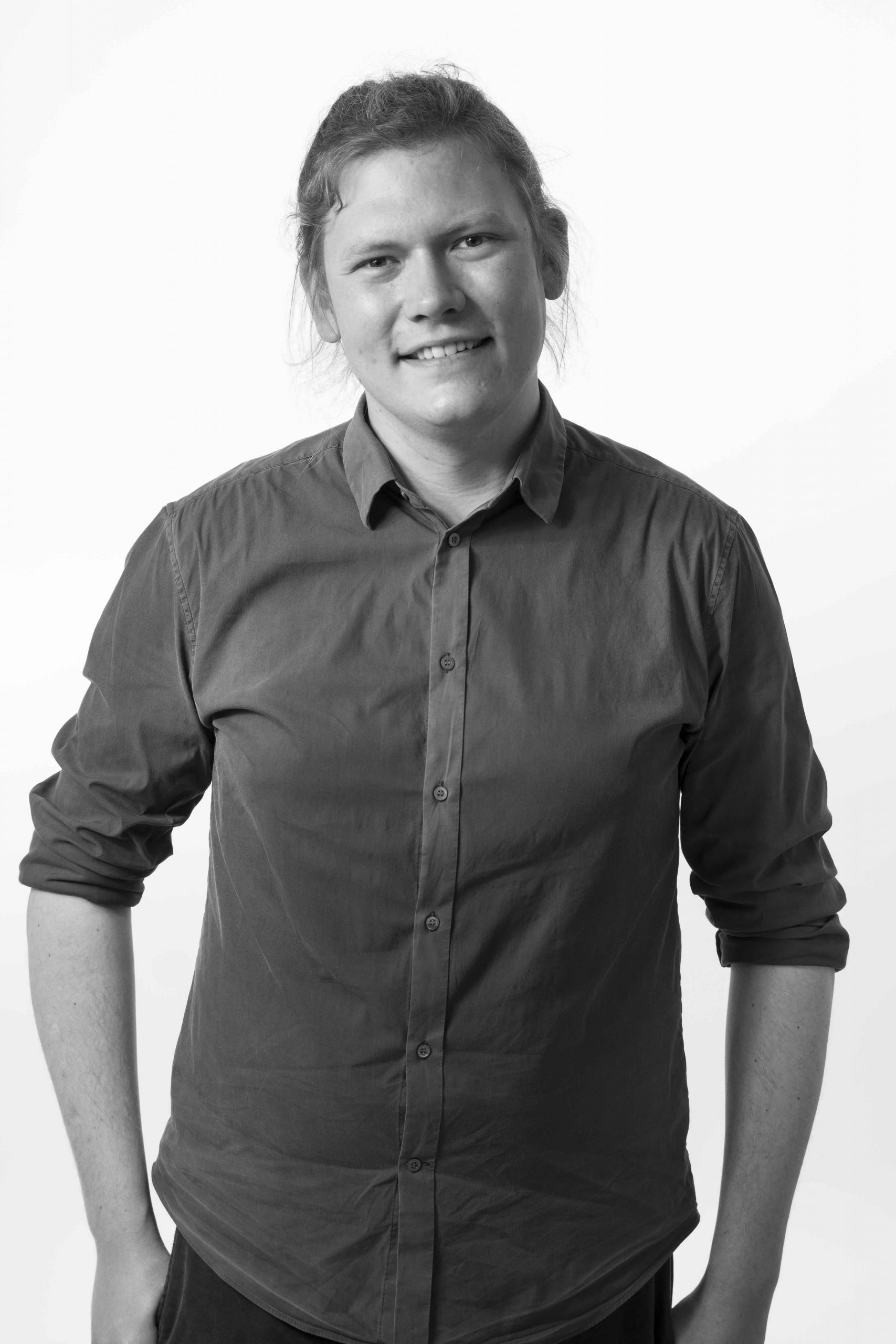 Emil Christiansen – Head of communication in the acoustic company Intelligent Space