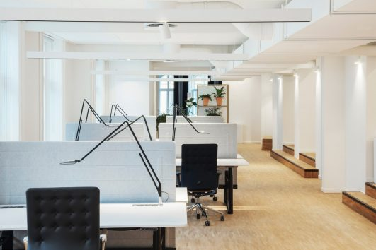 Acoustic solutions, offer place, workplace, acoustic designs.