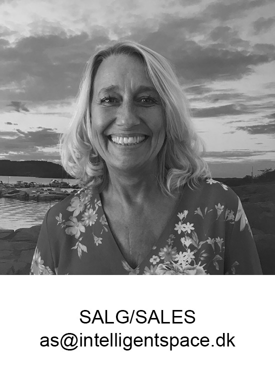 Anne Søkvist. Sales, economy, and coach at Intelligent Space