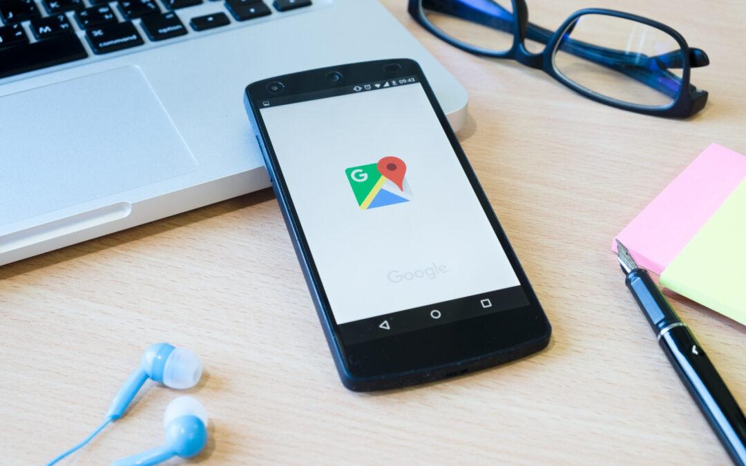 Comment apparaître sur Google Maps ?