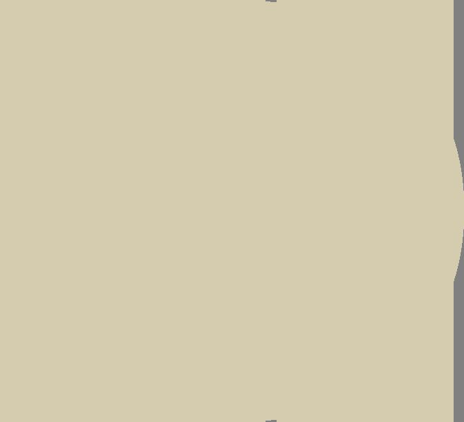 Dark Cream Circle