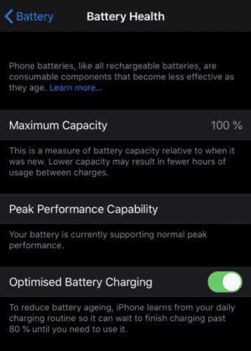 iPhone 7 Batteri - Original Kvalitet photo review