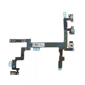 iPhone 5 Av/ På Volum Flex Kabel