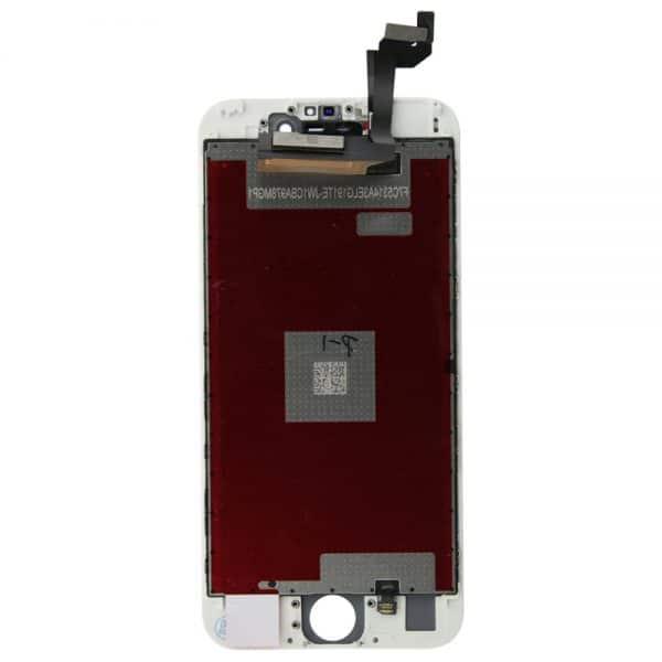 iPhone 6s Skjerm, LCD, Touch (Premium Assembly, LTC) - Hvit