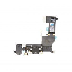 iPhone SE ladekontakt og audiojack
