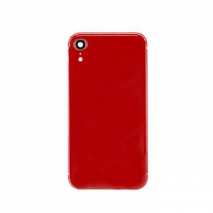 iPhone XR Bakdeksel/ Ramme Rød