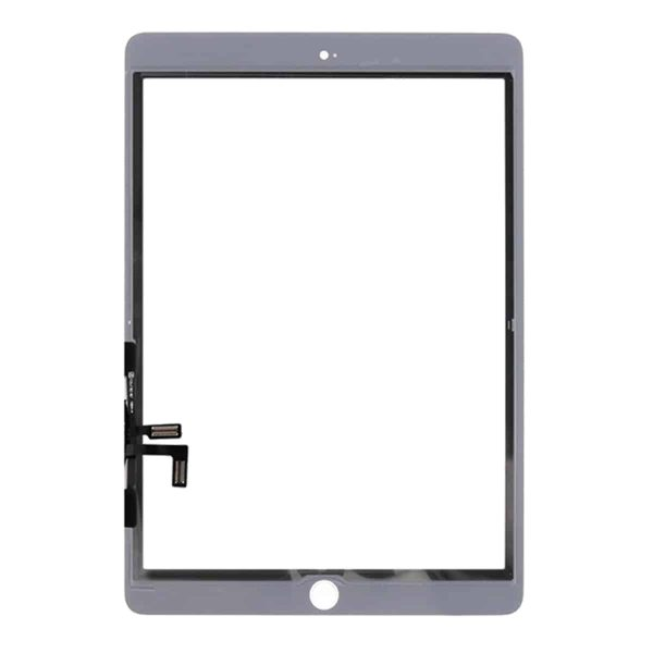 iPad 5 glass hvit