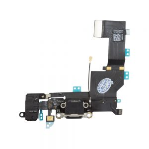 iPhone 5c Ladeport, Mikrofon, Audiojack Flex Kabel