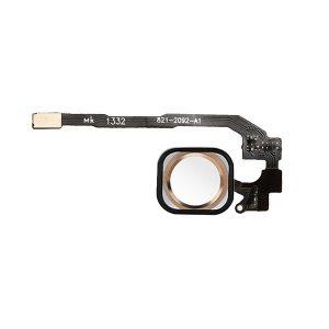 iPhone 5s Hjemknapp med Flex Kabel - Gull