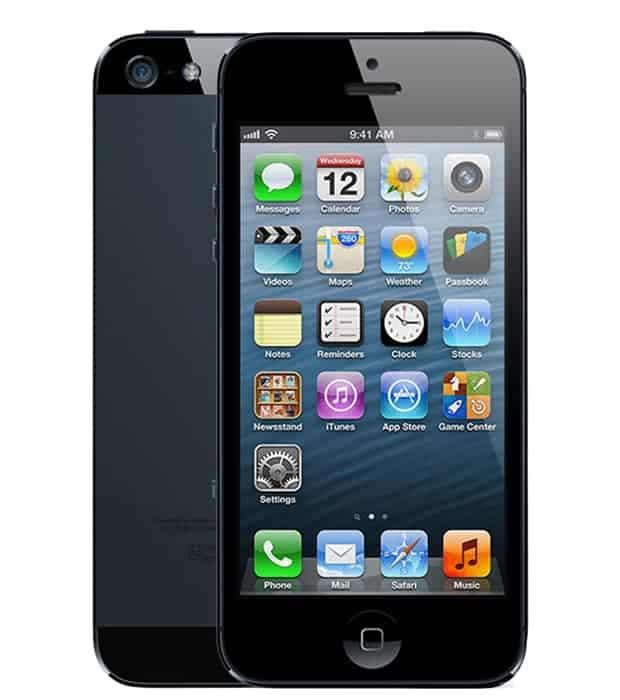 iPhone 5 deler