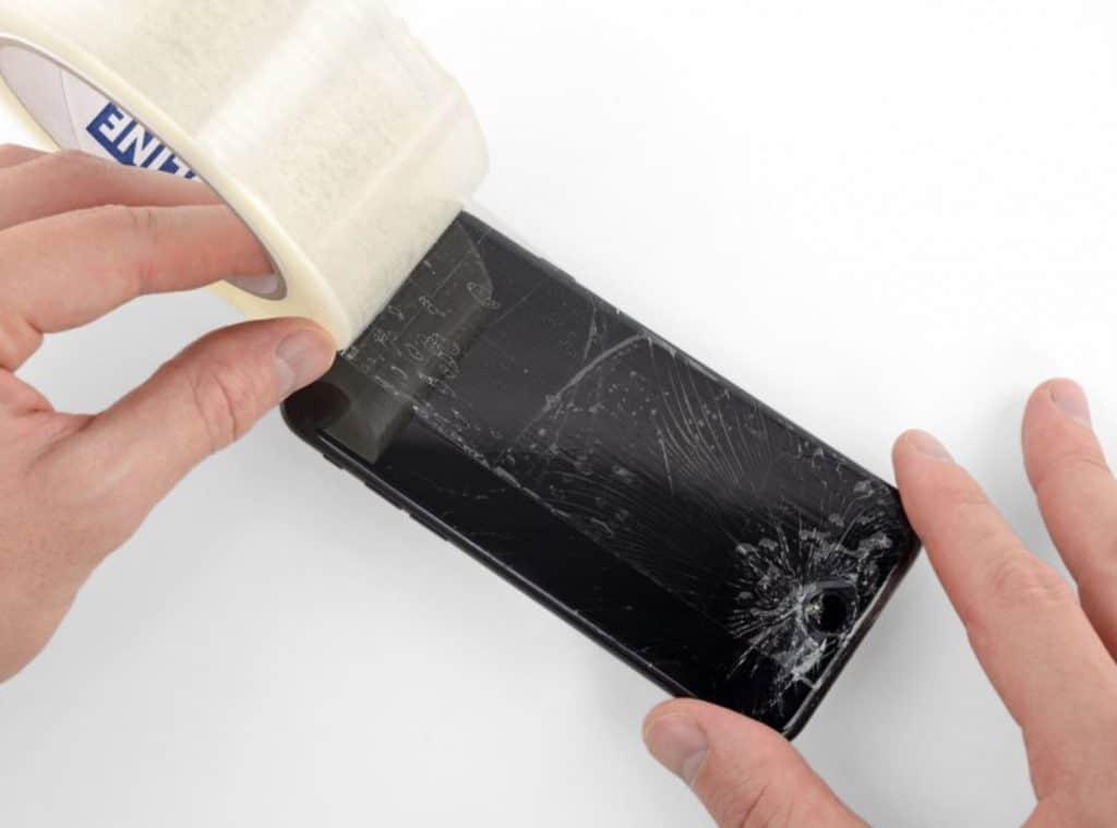 Bytte skjerm iPhone 6 - 2