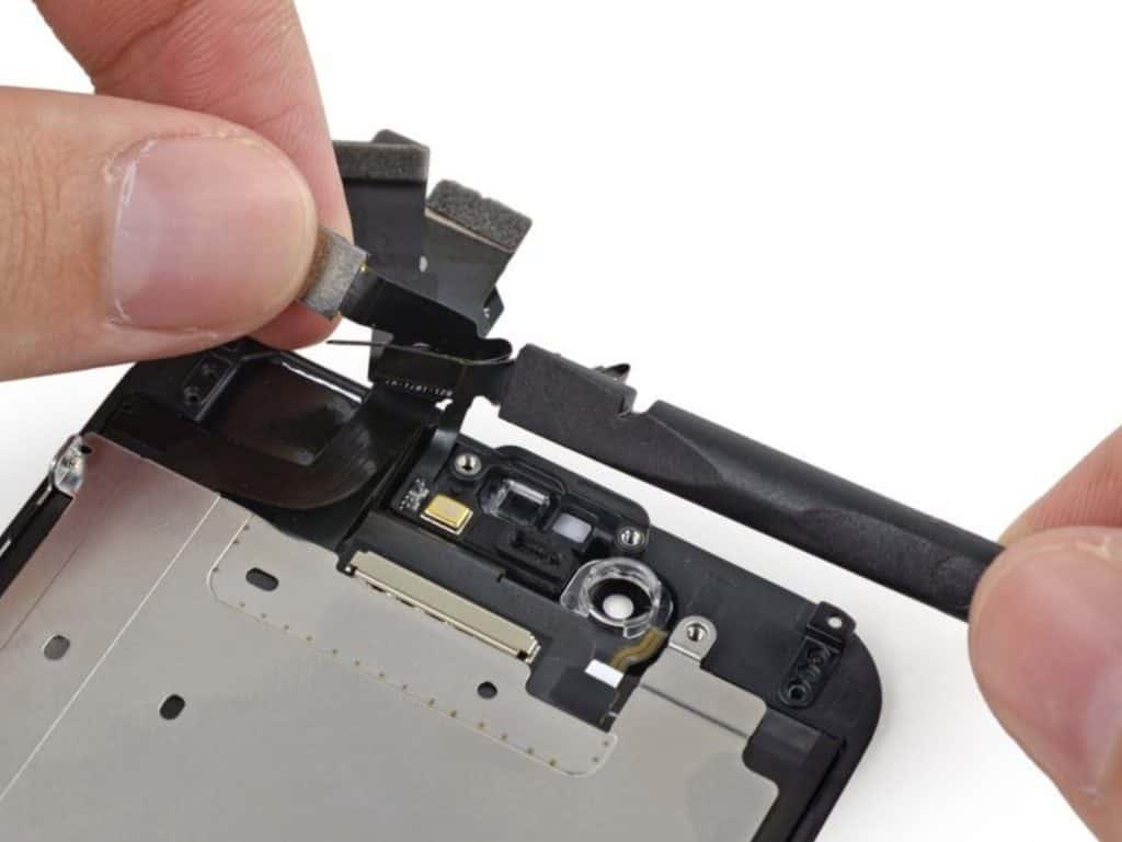 Bytte skjerm iPhone 6 - 23