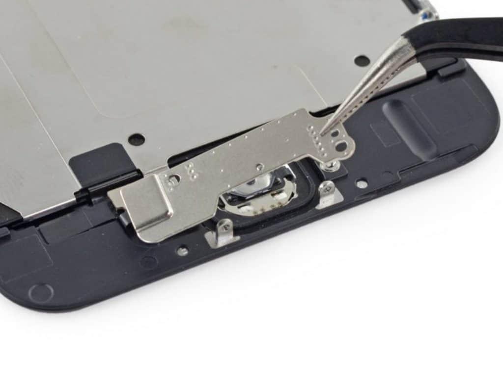 Bytte skjerm iPhone 6 - 27