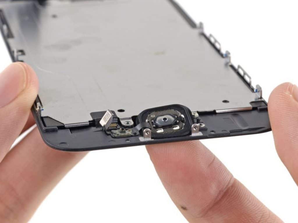 Bytte skjerm iPhone 6 - 28