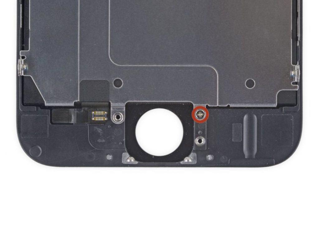 Bytte skjerm iPhone 6 - 31