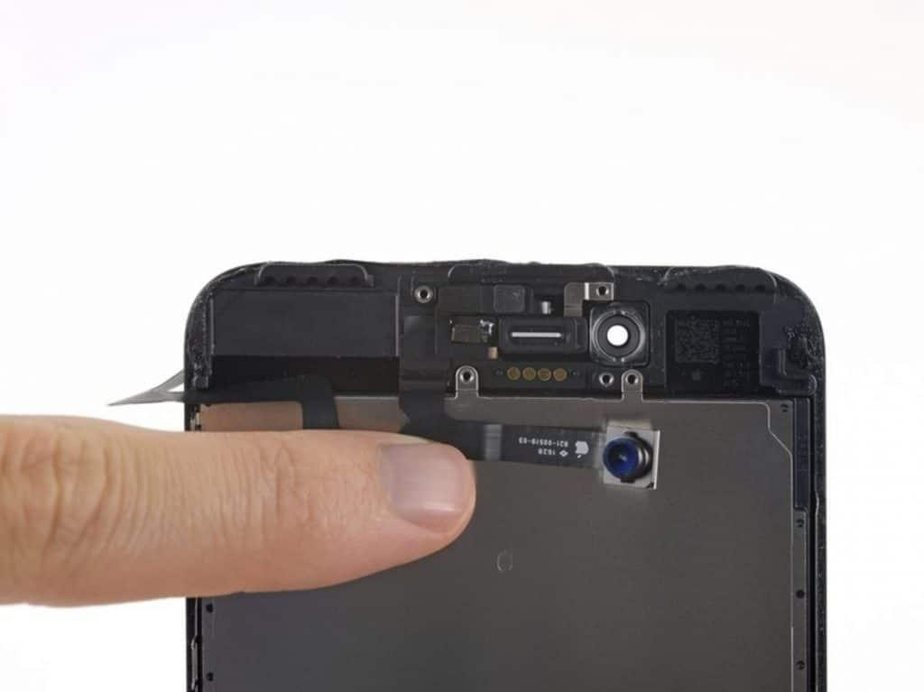 Bytte skjerm iPhone 7 Plus - 44