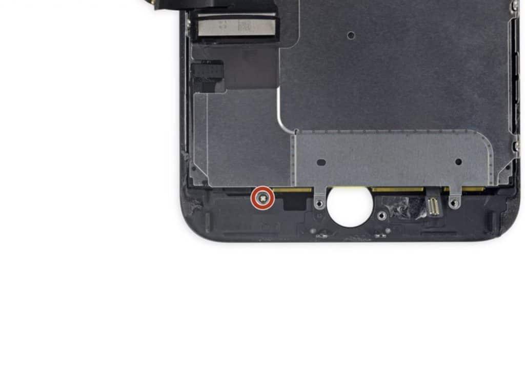Bytte skjerm iPhone 7 Plus - 54