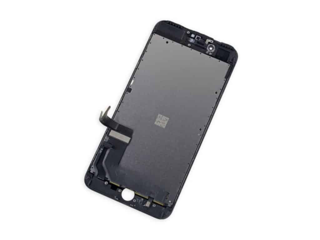 Bytte skjerm iPhone 7 Plus - 57