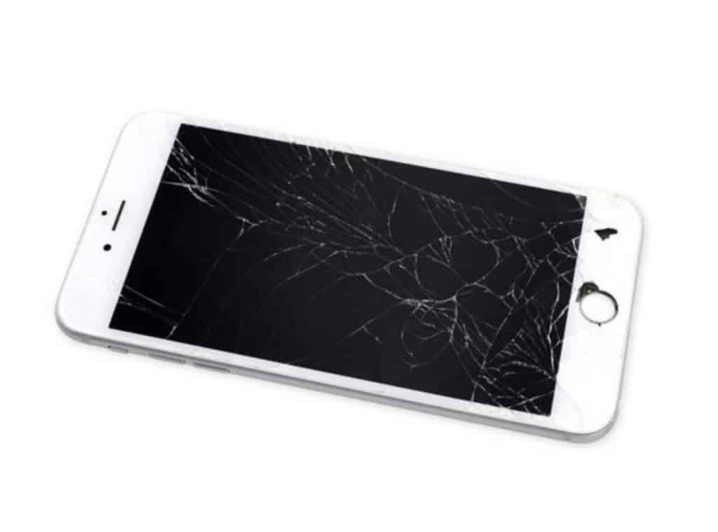 Bytter skjerm iPhone 7 Plus - 2