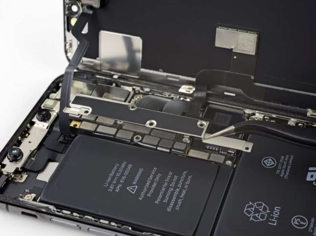 iPhone X skjermbytte 13
