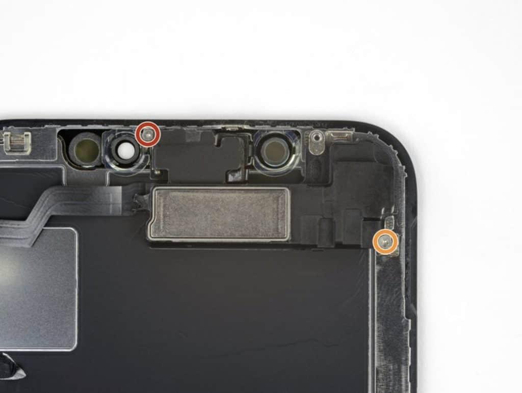 iPhone X skjermbytte 22