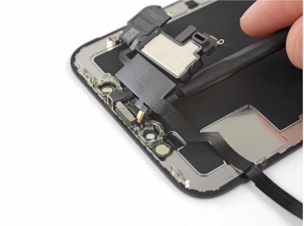 iPhone X skjermbytte 24