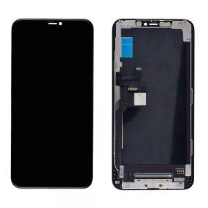 iPhone 11 Pro skjerm forside og bakside