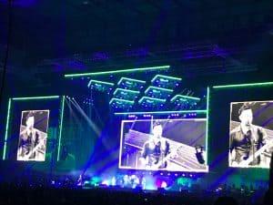 Volbeat koncert, Telia Parken