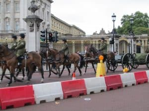 Horse Parade in London