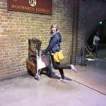 9 3/4 to Hogwarts