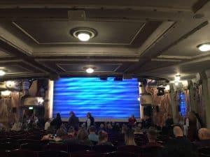 Mamma Mia, Novello Theater