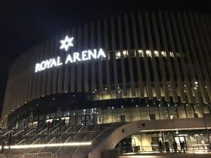 Carpark North i Royal Arena