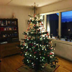 December er lig traditionernes tid