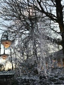 Vinter i Tivoli