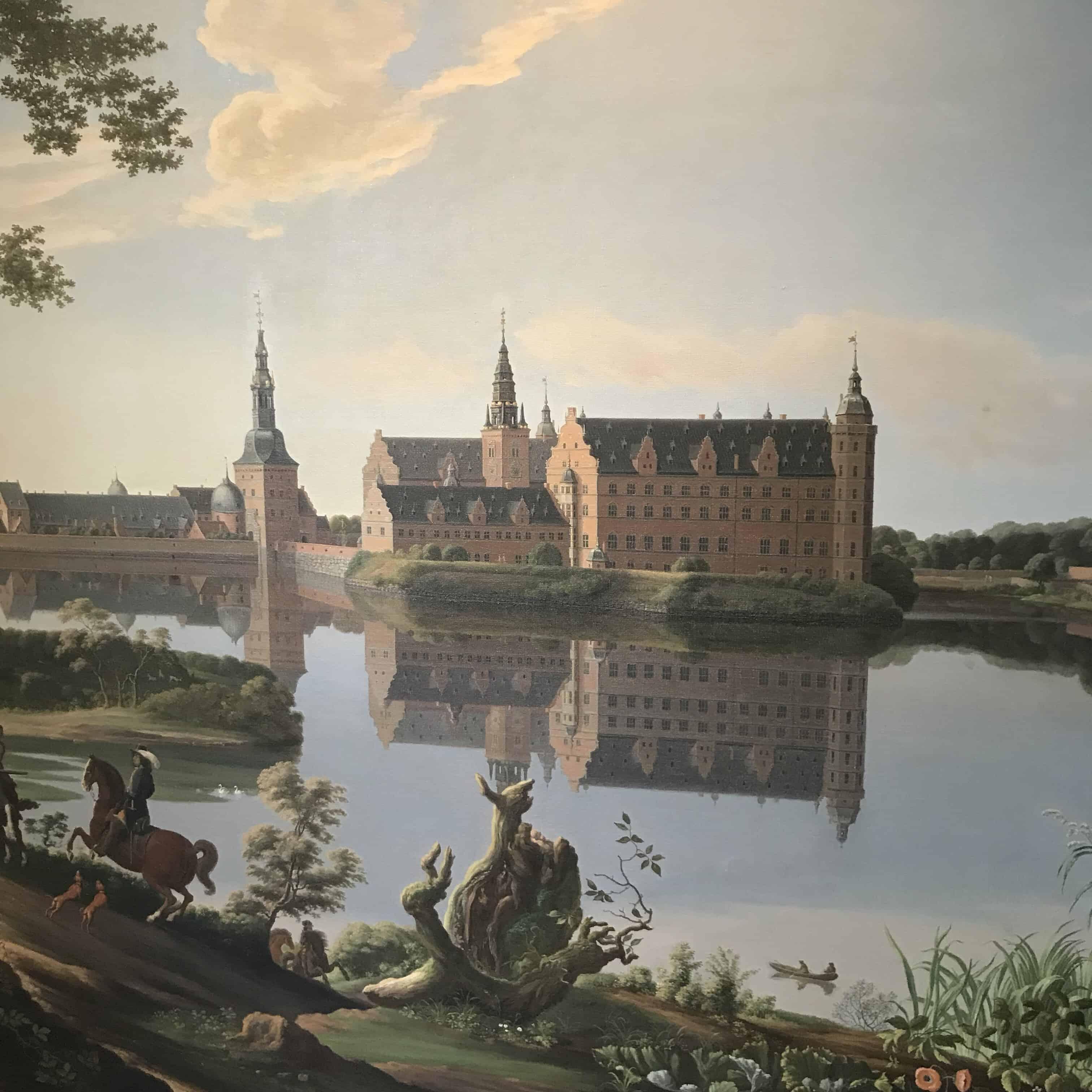 Søndagstur til Frederiksborg Slot