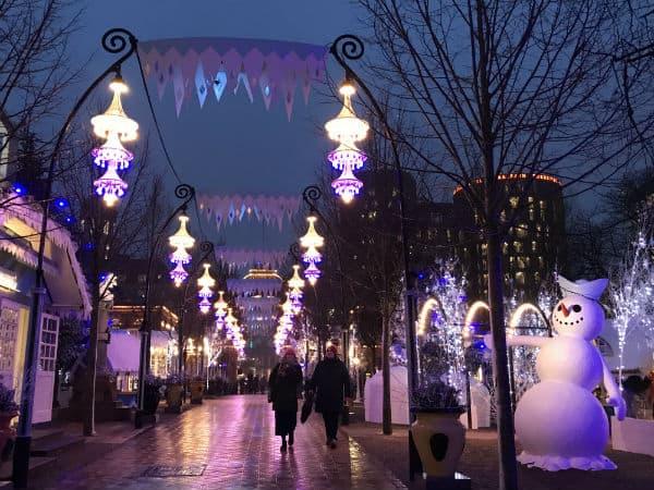 Vinter i Tivoli 2019