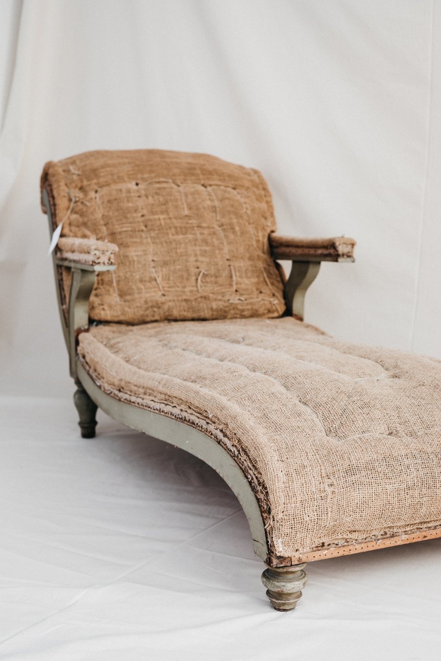 SOLD · Chaise longue