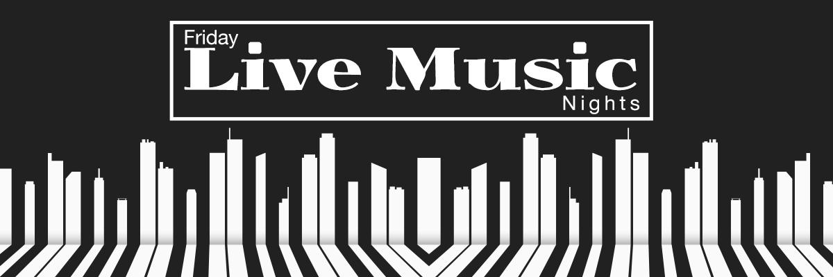 Live Music Nights - Agenda 2018