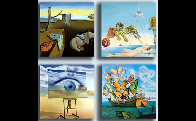 I sogni di Dalí