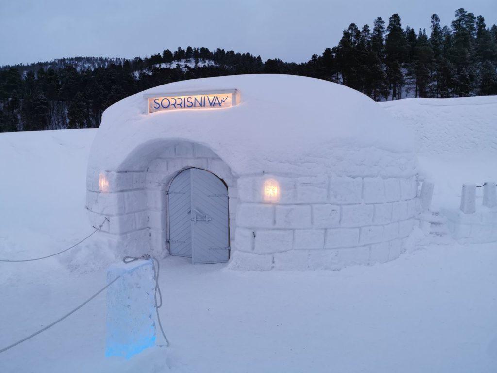 Valentine en Laponie !