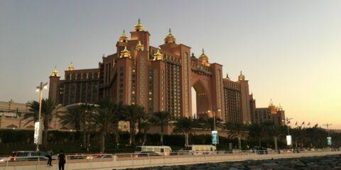 Valentine à Dubaï