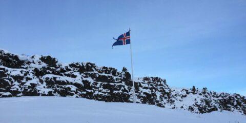 Valentine en Islande :)