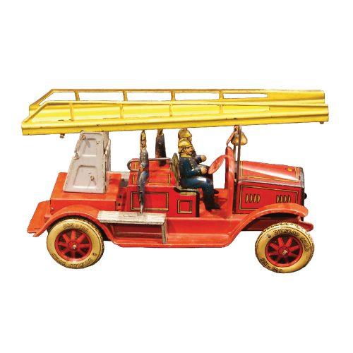 Tin car voorbeeld
