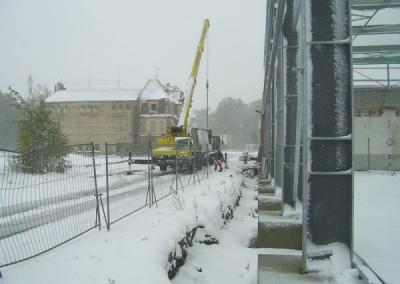 Hallenbau Stahlbau Oberlausitz