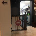 verboden toegang bord