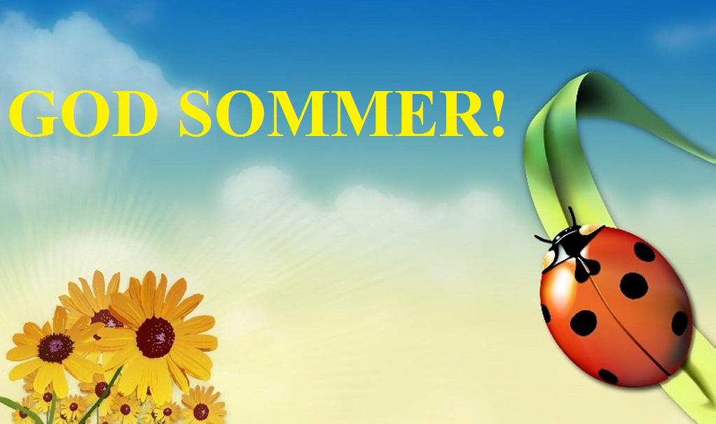 Sommertid