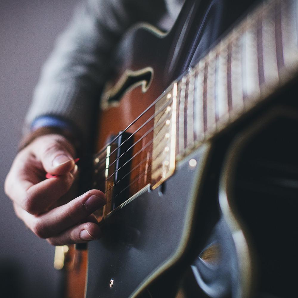 Gitarrplektrum